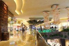 Macau : Sands Contai Central Royalty Free Stock Image
