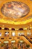 Macau: Shoppes грандиозного канала Стоковые Изображения RF