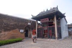 Macau- Taoist Temple Of Na Tcha Stock Photos