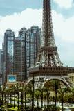 Macau, a torre do duende foto de stock