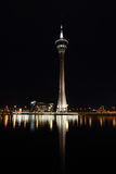 Macau tower Stock Images