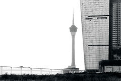 Macau Tower Convention & Entertainment Centre Royalty Free Stock Photo