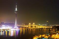 Macau Tower Royalty Free Stock Image