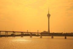 Macau Tower Royalty Free Stock Photos