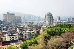 Macau city Stock Photos