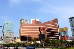 Macau : Wynn Hotel