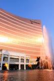 Macau : Wynn Hotel royalty free stock photos