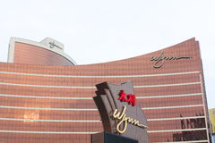 Macau : Wynn Hotel Royalty Free Stock Photography