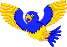 Macaw de la historieta Imagen de archivo