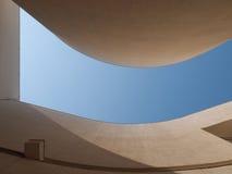 Macba. Museum in Barcelona, Spain Stock Images