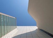 Macba. Museum in Barcelona, Spain Stock Photos