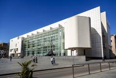 MACBA in Barcelona Stock Photo