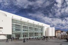 MACBA museum Barcelona. Stock Images