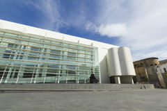 MACBA Museum in Barcelona, Spain. Stock Photo
