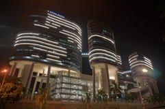 MACC大厦在布城马来西亚 库存图片