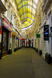 Macca-Villacrosse passage - Bucharest Royalty Free Stock Photos