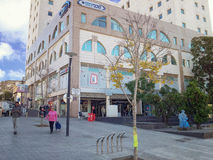 Maccabi vård- fond i Rishon LeZion Arkivfoto