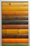 Macchia di legno Fotografie Stock Libere da Diritti