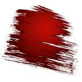 Macchia di sangue Fotografia Stock