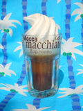 Macchiato Royalty Free Stock Photography