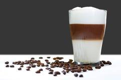 macchiato latte Стоковое Фото