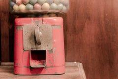 Macchina antica di Gumball Fotografie Stock