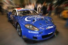 Macchina da corsa di Aston Martin GT Immagine Stock Libera da Diritti