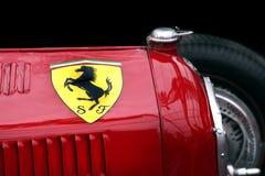 Macchina da corsa di Romeo Tipo B P3 dell'alfa di Ferrari Fotografia Stock