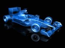 Macchina da corsa F1 Illustrazione di Stock