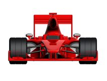 Macchina da corsa F1 Fotografie Stock Libere da Diritti