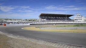 Macchina da corsa F1 video d archivio