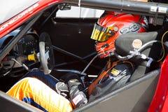 MACCHINA DA CORSA GT4 della TAZZA di Ginetta G50 PRO Fotografia Stock