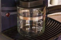 Macchina del caffè Immagine Stock