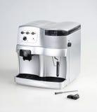 Macchina del miscelatore del caffè Fotografia Stock