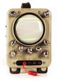 Macchina dell'oscilloscopio Fotografia Stock Libera da Diritti