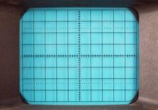 Macchina dell'oscilloscopio Fotografie Stock