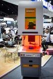 Macchina della marcatura del laser immagine stock