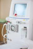 Macchina di dialisi avanzata in Chemo Room Fotografia Stock Libera da Diritti