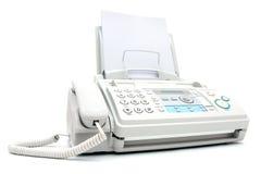 Macchina di fax Fotografie Stock