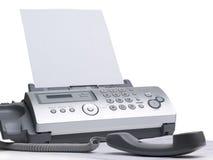 Macchina di fax Immagini Stock Libere da Diritti