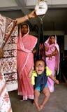 Macchina di immunizzazione corporea per i bambini Immagine Stock Libera da Diritti