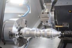 Macchina di metallurgia immagine stock