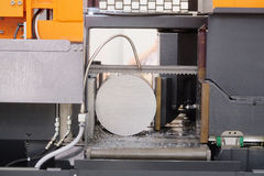 Macchina di metallurgia fotografie stock