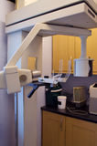 Macchina di raggi X dentale Immagine Stock Libera da Diritti