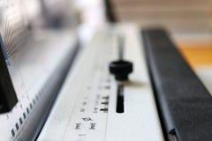 Macchina di rilegatura Apparecchiature di stampa e macchine immagine stock