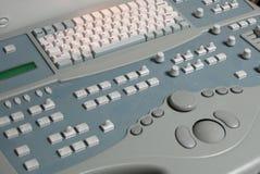 Macchina di ultrasuono Fotografie Stock
