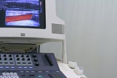 Macchina di ultrasuono immagini stock libere da diritti
