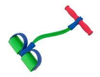 Macchina elastica di esercitazione Immagini Stock