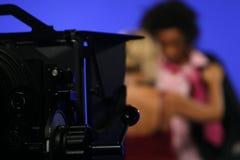 macchina fotografica Immagine Stock Libera da Diritti