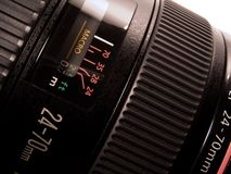 Macchina fotografica Immagini Stock